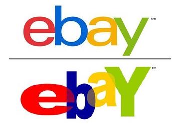 New eBay Logo vs Old eBay Logo